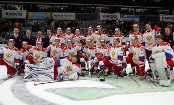 Russland gewinnt den D-Cup 2017 - © by EH-Mag. (DR)