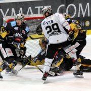 Bayreuth Tigers unterliegen Löwen Frankfurt etwas zu hoch mit 1:5