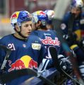 """Dominik Kahun nach dem dritten Finalsieg des EHC Red Bull München: """"Es war ein sehr schweres Spiel"""""""