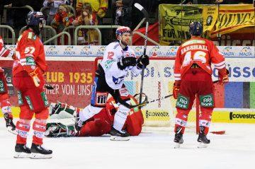 Andreé Hult traf in Overtime für die Wild Wings - © by EH-Mag. (DR)