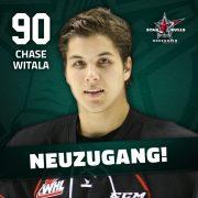 Chase Witala verlängert bei den Starbulls