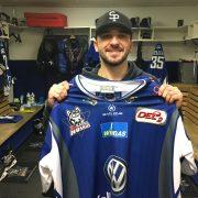 Neuzugang: Sam Povorozniouk verstärkt das Huskies-Rudel!
