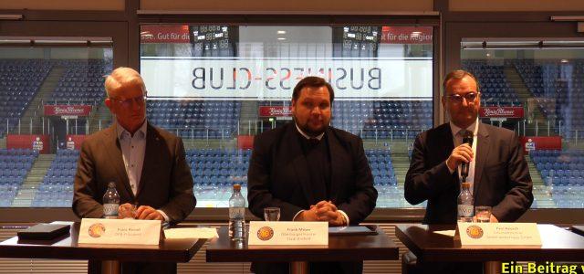 Deutschland Cup zieht bis 2020 nach Krefeld