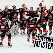 Meisterfeier der Indians Frauen – Zweimal Bundesliga und das Global Girls Game am Hühnerberg