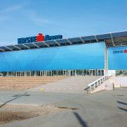 """Das Eissportzentrum Kagran wird zur """"Erste Bank Arena"""""""