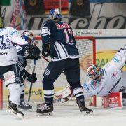 Vorrundensieger München unterliegt Iserlohn nach Verlängerung – Roosters nun in der ersten Playoff-Runde gegen Bremerhaven