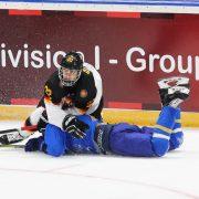 2018 WM U18 Div. 1 Gr. A: Deutschland startet mit zwei Siegen in das Turnier!