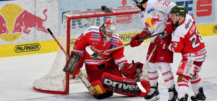 EBEL, Playoff-Endspiel: 5:6 in Salzburg – Jetzt dürfen die Foxes aus Bozen nicht mehr verlieren