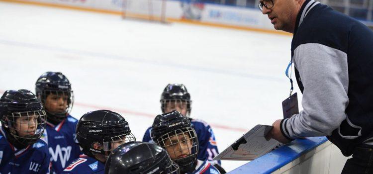 Gazprom Neft Cup: Jungadler auf den Spuren von Superstar Sidney Crosby