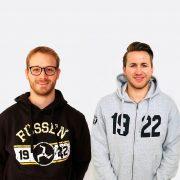 EV Füssen: Max und Lukas Jentzsch im Interview