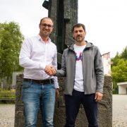 EV Füssen verlängert mit DNL-Trainer Sascha Golts