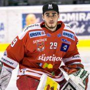 Bozen gewinnt mit 4:0 in Znojmo – Shutout für Jake Smith