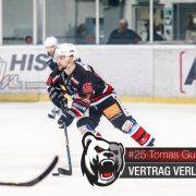 Tomas Gulda geht in seine vierte Saison in Regensburg