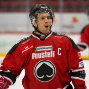 Aus Finnland nach Bozen – der Kapitän von Porin Ässät Matti Kuparinen folgt Insam in die Talferstadt