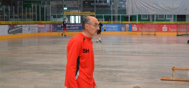 Rosenheimer Eishockey-Torhüter im Fokus