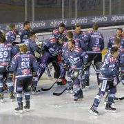 Am Donnerstag das AHL-Spitzenspiel Ritten gegen Jesenice