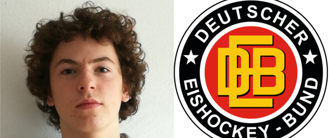 DEB: Philipp Bidoul zur U16-Nationalmannschaft eingeladen