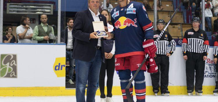 Bern gewinnt das Red Bulls Salute 2018