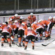 Bozen unterwegs nach Plzen für das Rückspiel des Achtelfinales der Champions Hockey League