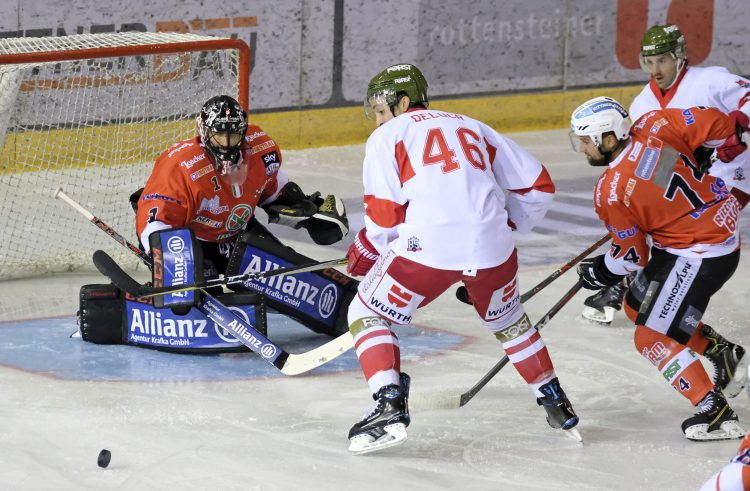AHL: Ritten feiert Heimdebüt gegen Klagenfurt II