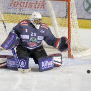 Alps Hockey League, 1. Spieltag: Ritten geht am ersten Spieltag baden