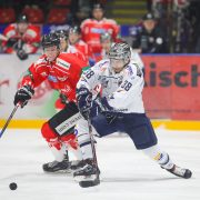 Huskies landen Derby-Dreier zum Auftakt