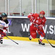 U20: Doppelspitze marschiert weiter, erste Punkte für die DEG