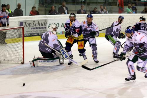 Finale: EV Zug vs. Augsburger Panther