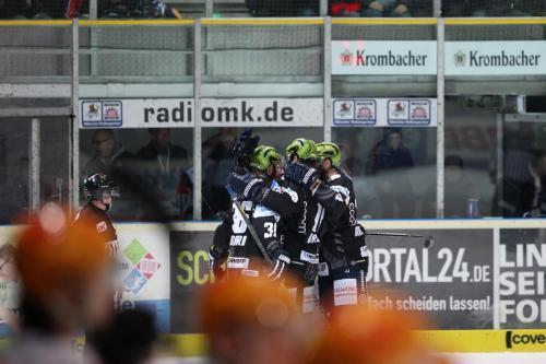 Eishockey, DEL, Iserlohn, Iserlohn Roosters vs. Fischtown Pinguins