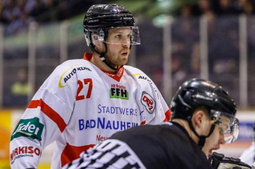 DEL2: Kassel Huskies - EC Bad Nauheim