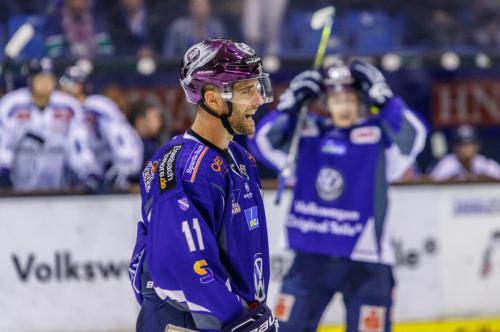 DEL2: Kassel Huskies - Dresdner Eislöwen