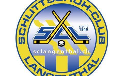 Schlittschuhclub Langenthal: Länderspiel Schweiz vs. Norwegen in Langenthal