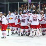 Red Bulls bereit für entscheidendes Achtelfinalspiel gegen Rouen Dragons
