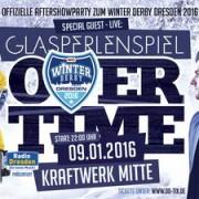 Aftershowparty mit Glasperlenspiel im Kraftwerk Mitte