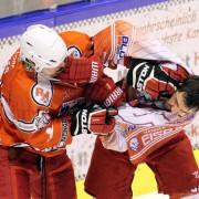Ice Aliens testen gegen Teams der BeNeLeague