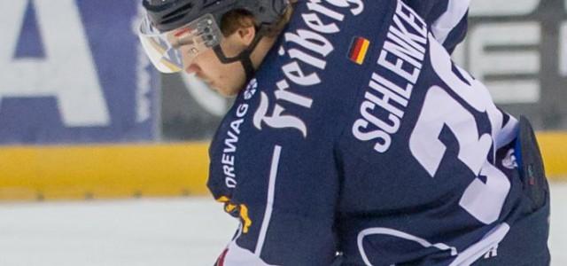 Jonas Schlenker wechselt bis Saisonende nach Schwenningen