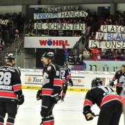 Ice Tigers verabschieden sich mit Niederlage in die Pause