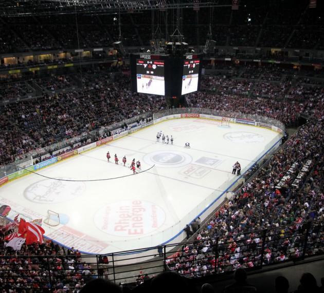 Kölner Haie ringen noch um einen neuen Mietvertrag mit der Arena Management GmbH