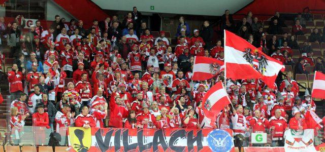 Vor dem Österreich-Cup: In Klagenfurt geht's los