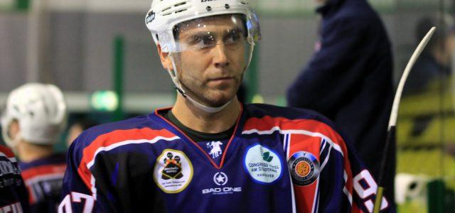 Carsten Gosdeck spielt wieder für die Moskitos