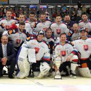 D-Cup: Der Turniersieger steht bereits nachmittags fest: Slowakei mit 3 Siegen!