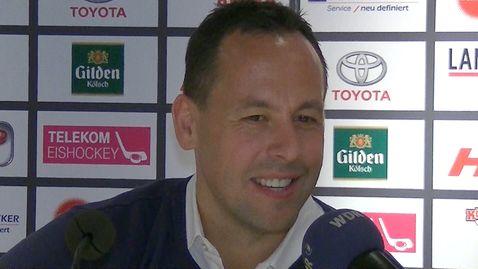 """Bundestrainer Marco Sturm erhöht den Druck: """"Niveau könnte besser sein"""""""