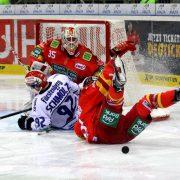DEG unterliegt Schwenninger Wild Wings in einem mauen Spiel 2:3