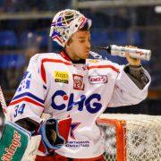 Ice Tigers verpflichten jungen deutschen Meistergoalie