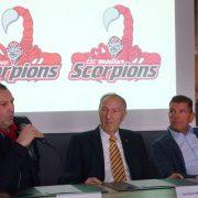 Scorpions bündeln die Kräfte: Ab 6. März nur noch ein Scorpions Team