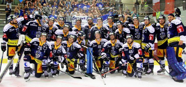 EBEL-Champion HC Bozen als vierter Teilnehmer beim Dolomiten Cup 2018