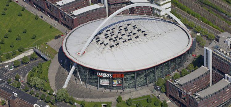 Kölner LANXESS arena wird 20 Jahre alt