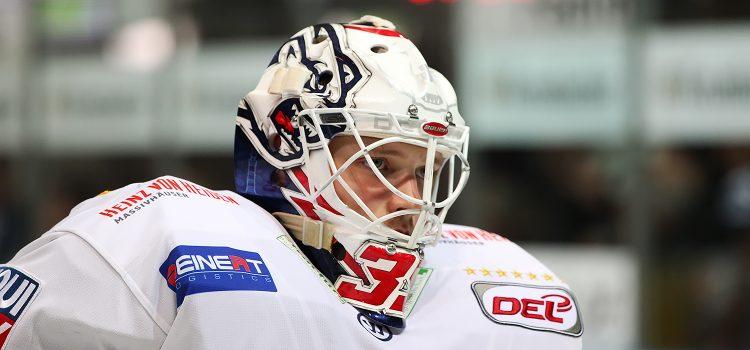 Goalie Marvin Cüpper erneut verletzt