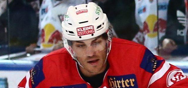 Stürmer Julian Talbot bleibt ein Eispirat
