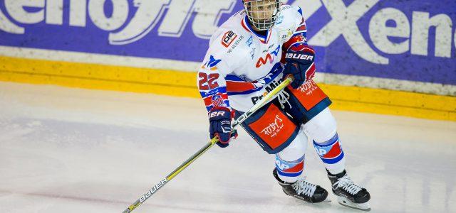 Yannik Valenti kehrt auf Kasseler Eis zurück / Auch Tim Lucca Krüger rückt in den DEL2-Kader der Huskies